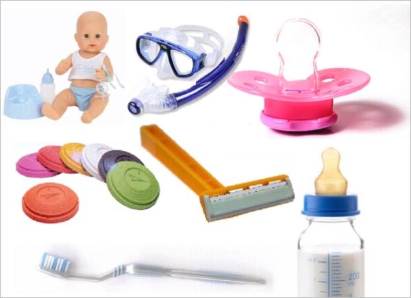 Thermoplastische elastomere giftig